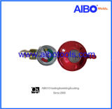 High Quality Home Gas Regulator with Meter (VR-17)