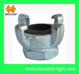Carbon Steel Amerian Type Claw Air Hose Quick Coupling