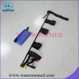 Leg Traction Device for Wounded Patient
