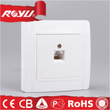 High Quality Data Outlet Socket, Wall Telephone Socket