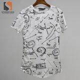 Manufacturer Custom 100% Cotton Silk Screen Printing T-Shirt
