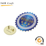 Promotional Zinc Alloy Metal Lapel Pin for Study