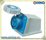 Cee/IEC International Standard Surface Mounted Socket (QX-1192)