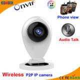 720p Wireless P2p IP Pinhole Camera