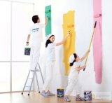 Profession Since 1995-Maydos White Flat Latex Building Paint