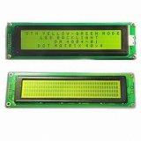 Stn/Tn/Htn LCD Screen Character 8X2