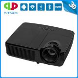 2015 Latest Chinese AV Viedo Projector DLP 3D Polarized Projector with Android System