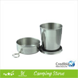 Stainless Steel Telescopic Mug in L Size