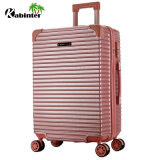 "Hybrid Trolley Luggage Bag 20""ABS Travel Luggage"
