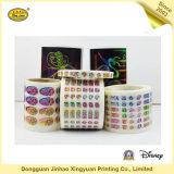 Flash Stickers/ Vinyl Stickers/Silver Vinyl (JHXY-SH0006)