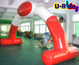 Air Tight Inflatable Arch for Door Advertising