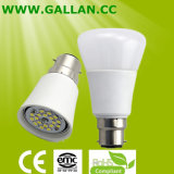 AC85-265V 9W LED Light Bulb with B22 E27 for Indoor Using