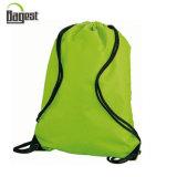 Polyester Nylon Cheap Promotional Printed Sport Backpack Drawstring Bag
