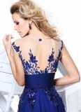 Ladies Full Color Paypal Accepted Wholesale Long Party Evening-Wedding Dress