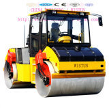 Full Hydraulic Double Drum Road Roller Compactor Construction Machinery