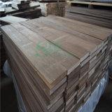 Unfinished Black Walnut Flooring for Decorative Furniture