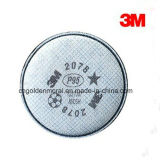 3m Particulate Filter 2078, P95, with Nuisance Level Organic Vapor/Acid Gas Relief 100 Ea/Case