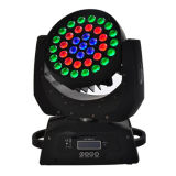 Imported 37PCS 4in1 Robin LED Zoom LED Moving Head Light