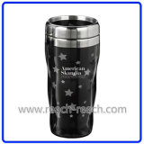 Promotional Mug, Coffee Mug, Plastic Travel Mug