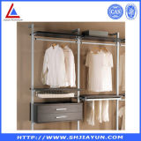 Aluminium Profile System Wardrobe Customized as to Drawings
