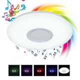 LED Ceiling Lighting with Remote Control & MP3