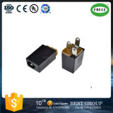 DC-008A No Ear Vertical Board DC Charging Socket