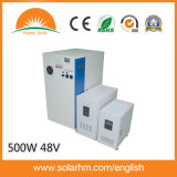(TNY50112-10) 500W12V Solar System with Integrated Inverter and Controller