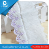 Newest Design Tricot Knit Lace Fabric with Cariety of Color