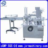 Smz -125 Bottle Box Cartoning Packing Machine for GMP Standards