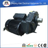 750W AC Single Phase Induction Electric Geared Motor Torque Motor Direct Drive From Concrete Mixer and Cement Mixer