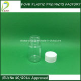 40ml Pet Clear Bottle Small Bottle for Pill Tablet