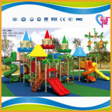 Lowest Price Castle Theme Outdoor Playground for Kids Amusement Park (A-7802)
