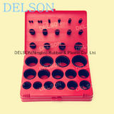 ODM/OEM Rubber O Ring Kit JIS 30size 382PCS Seal Box