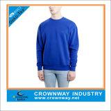 Royal Blue Plain Crewneck Sweatshirt for Men