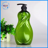 1000ml PP Plastic Bottle for Shampoo Packaging