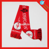National Flag Print Soccer Wholesale Polyester Scarf