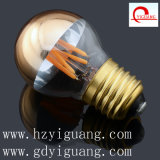 Top Gold Shadow Filament LED Light G45