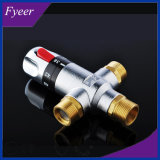 "Fyeer G1/2"" Brass Thermostatic Mixing Valve (QH0211)"