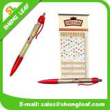 Prmotional Gift Plastic Individual Banner Pens with Custom Logo (SLF-LG020)