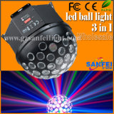 10W LED Stage Ball Big Party Disco Ball (SF-512)