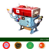 Zs1115 22 HP Water Cool Single Cylinder Diesel Engine for Agriculture