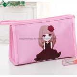 Fashion Polyester Cosmetic Bag, Mini Makeup Bag, Beauty Bag