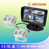 7 Inch Waterproof Rear View System for Heavy Duty
