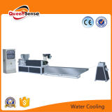 Water Cooling Waste Plastic Film Recycling Machine