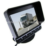 GPS Navigation Monitor for Trucks