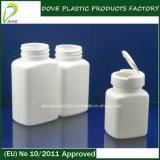 50ml Plastic Medicine Bottle with Flip Top Cap