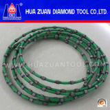 Sharpness with Long Lifespan Precision Diamond Wire Saw for Sale