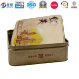 Wholesale Rectangular Metal Food Packaging Box, Food Packaging Box Jy-Wd-2015120310