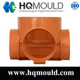 Professional Supplier Plastic PP Lateral Tee Injection Tooling