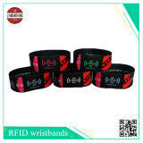 RFID Stretch Wristband or Elastic Band for Music Festival/Gift
